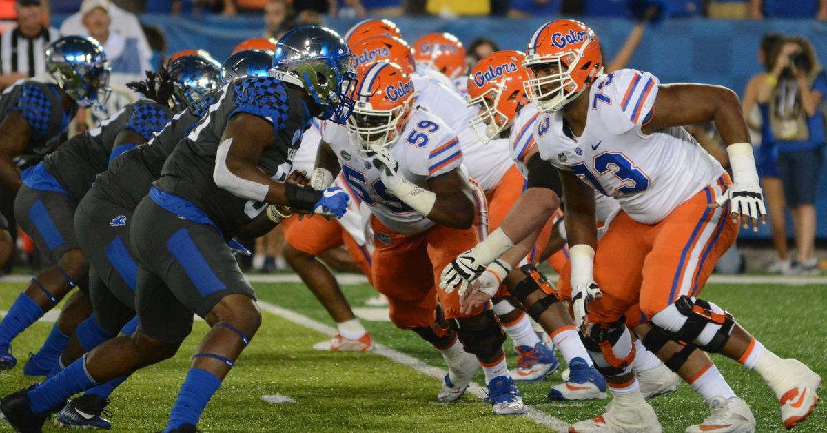 Kentucky vs. Florida game time and TV channel set