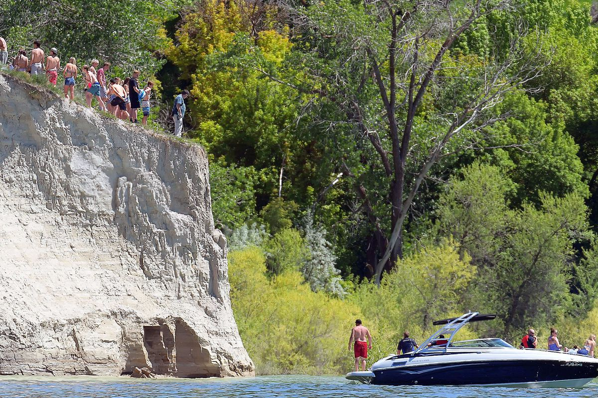 Officials find body of drowning victim at Hyrum Reservoir