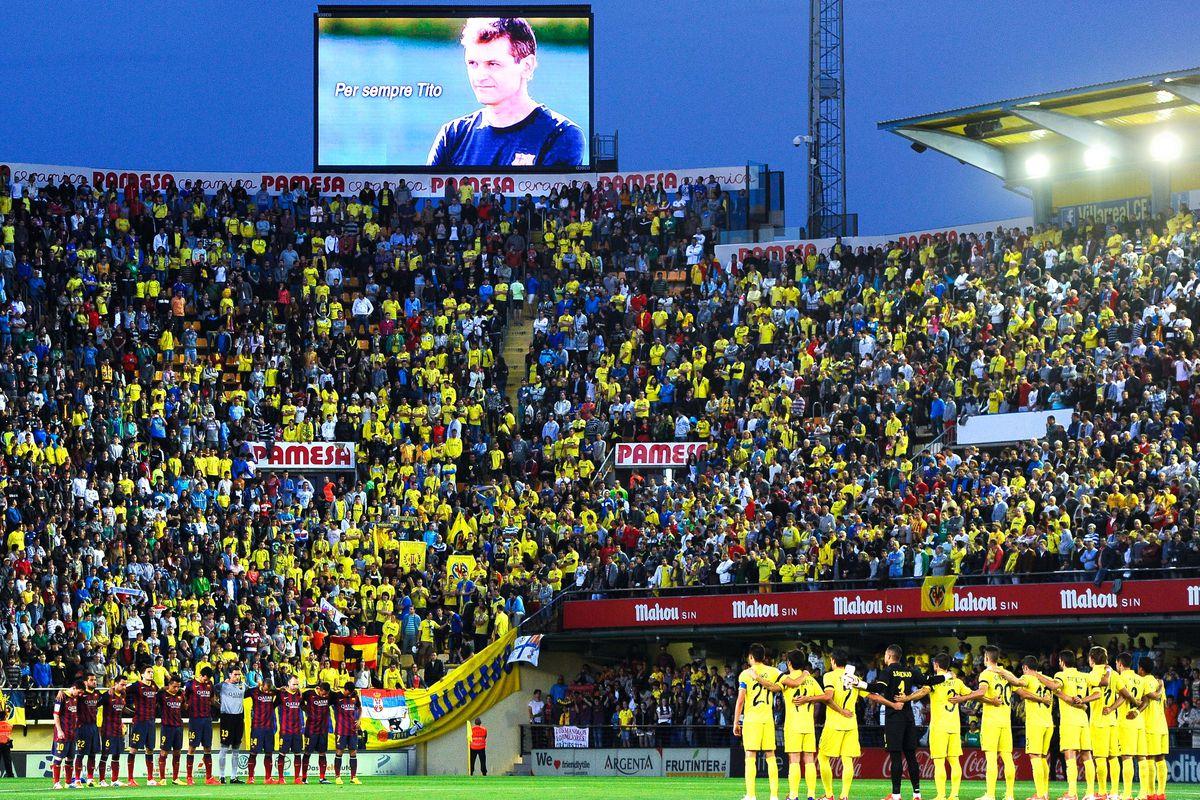 In memory of Tito.