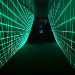 A matrix-like tunnel