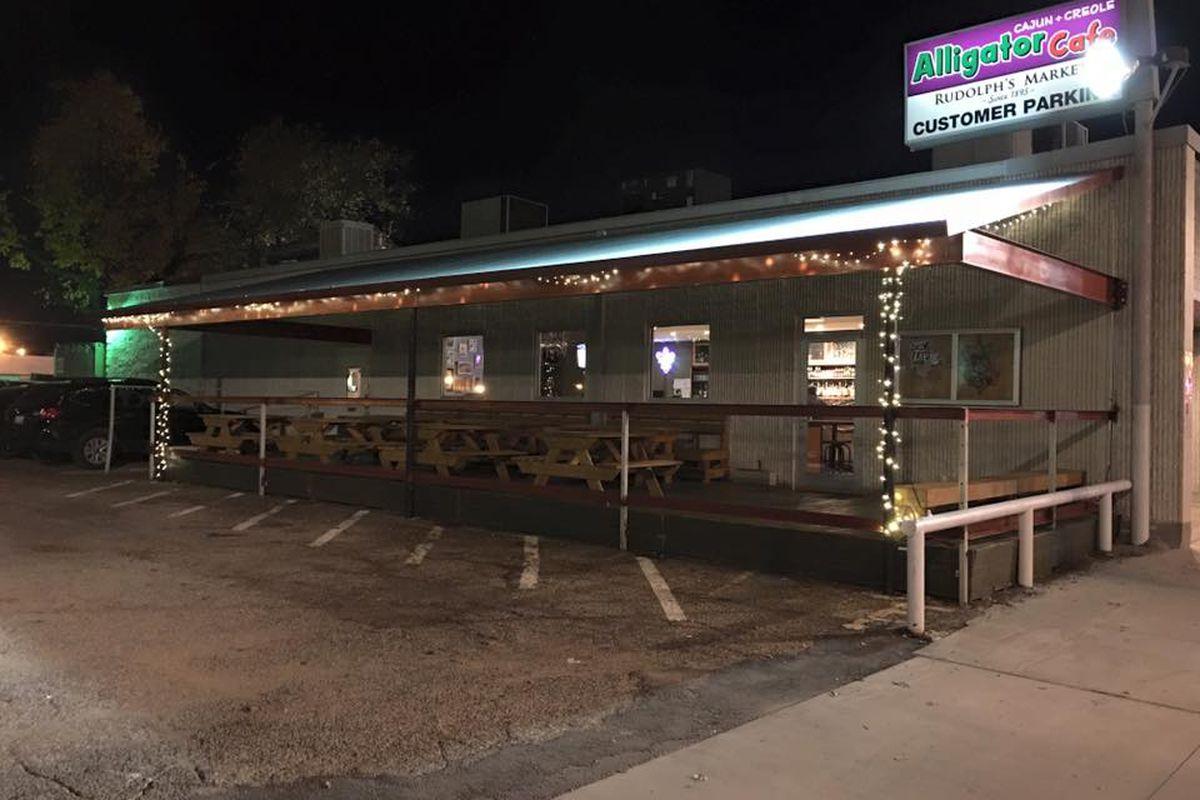 Alligator Cafe is undergoing a big change.