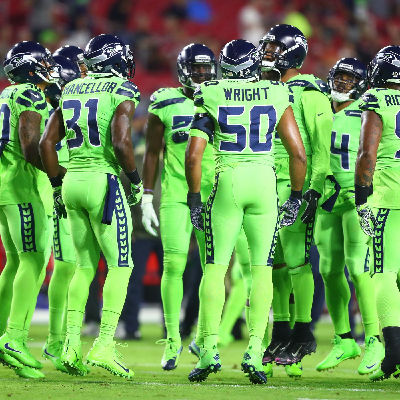 the latest d3a8c a3b80 Thursday Night Football: Color Rush is no more, thanks to ...