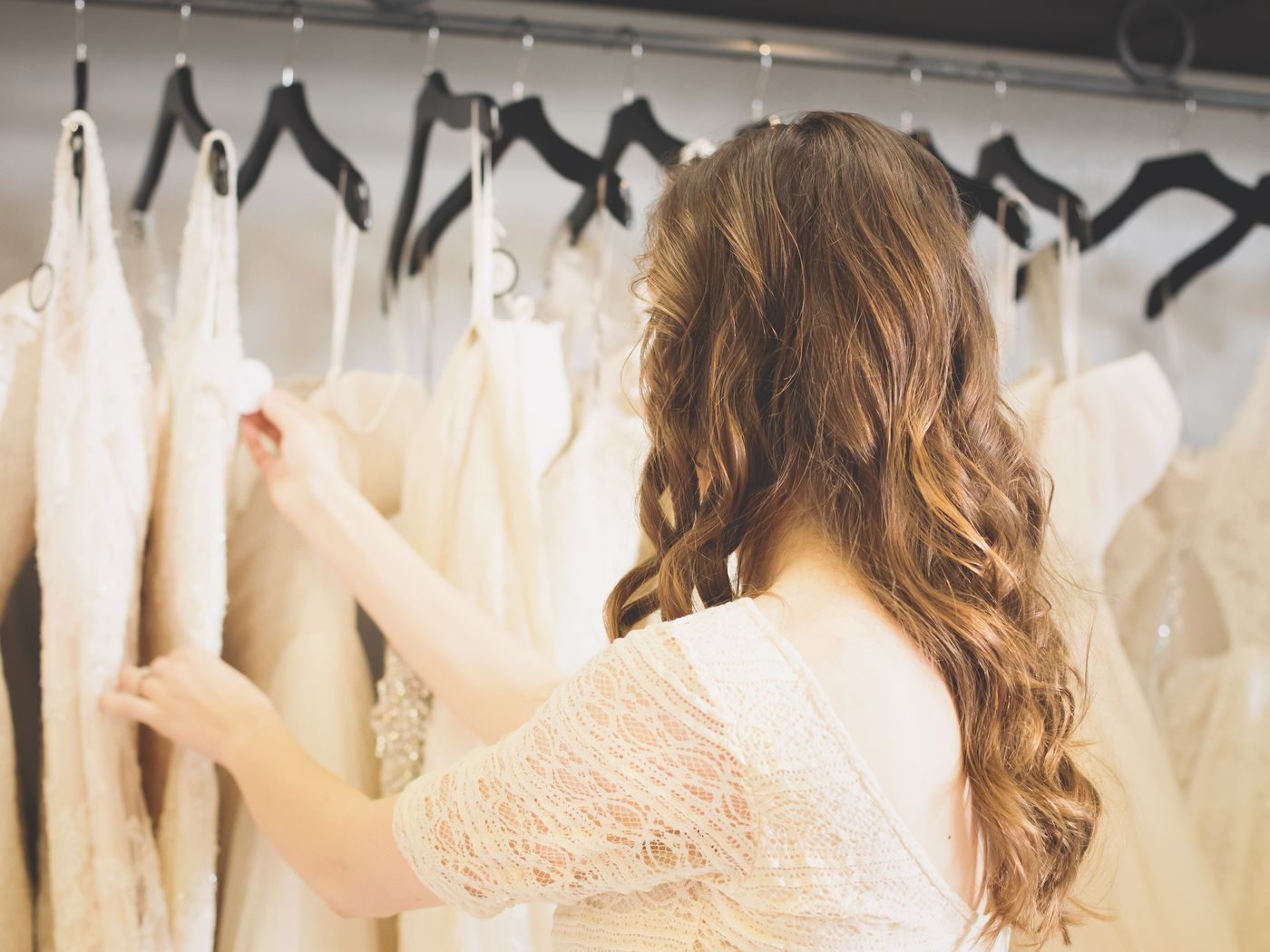 387119c846089 The Hard Lessons I Learned While Wedding Dress Shopping - Racked