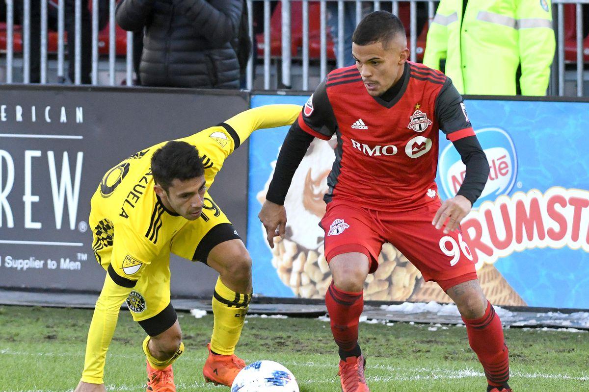 MLS: Columbus Crew at Toronto FC