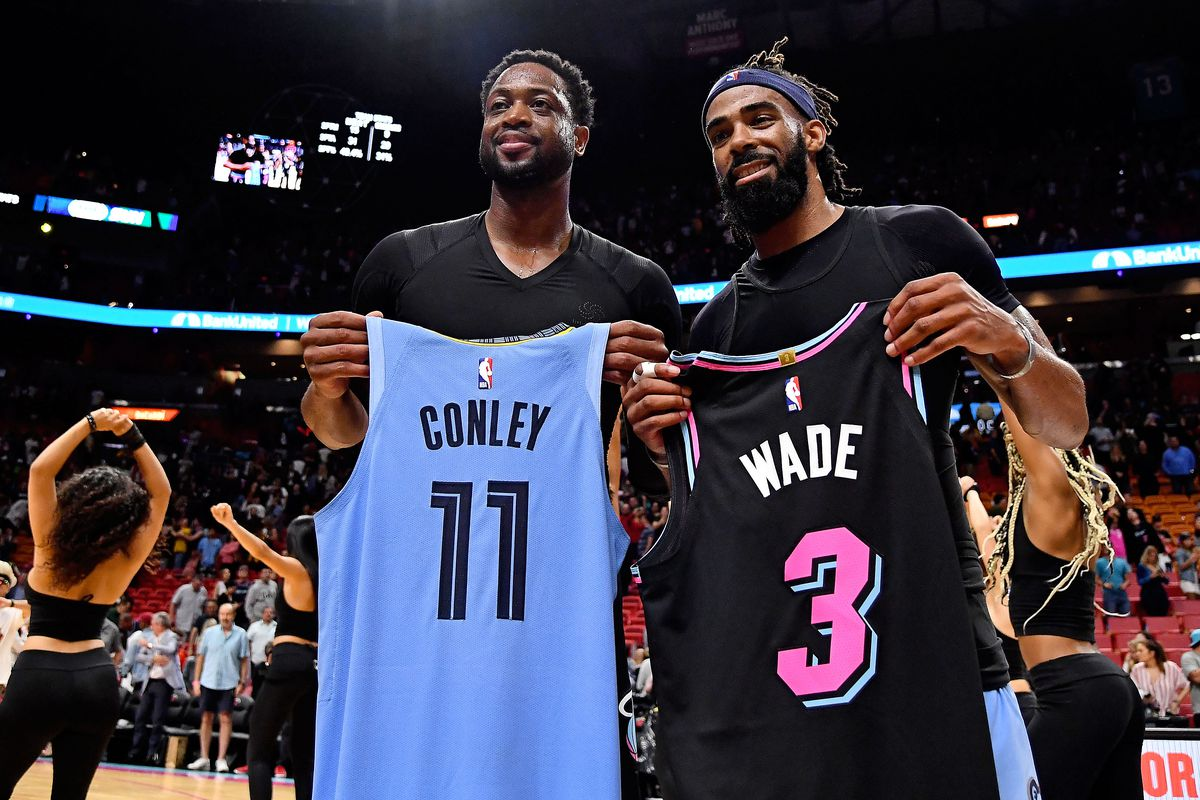 Heat may deal 13th pick for Mike Conley