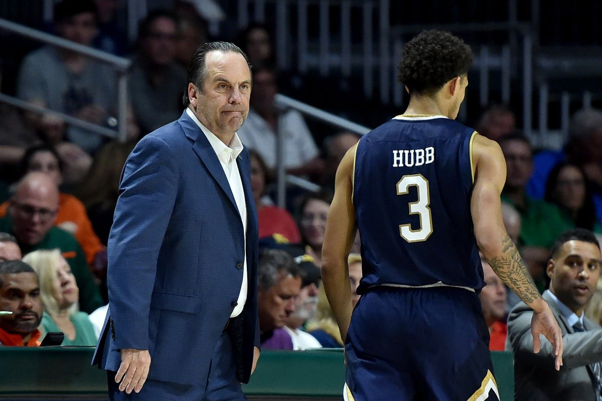 NCAA Basketball: Notre Dame at Miami-Florida