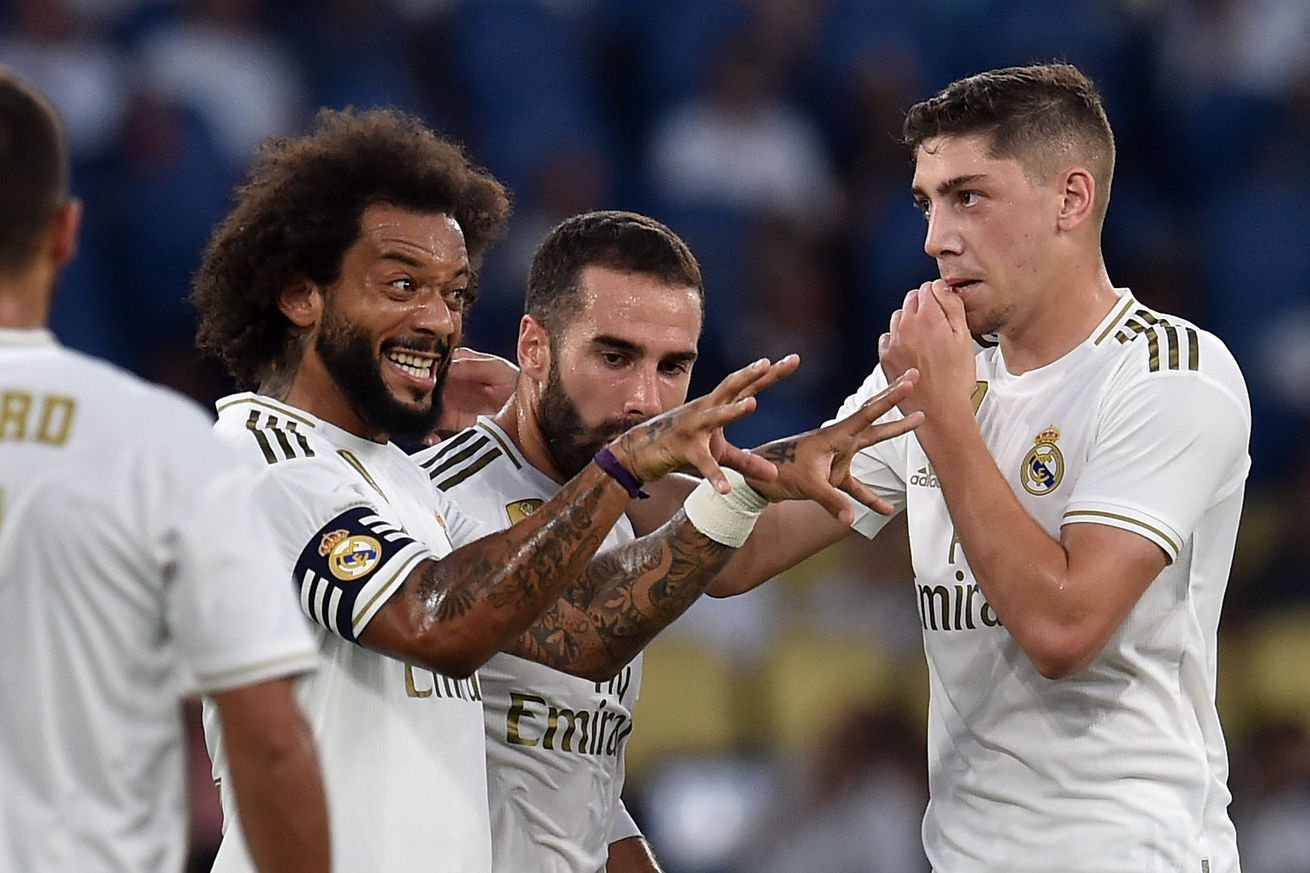 Immediate Reaction: Roma *2 - 2 Real Madrid