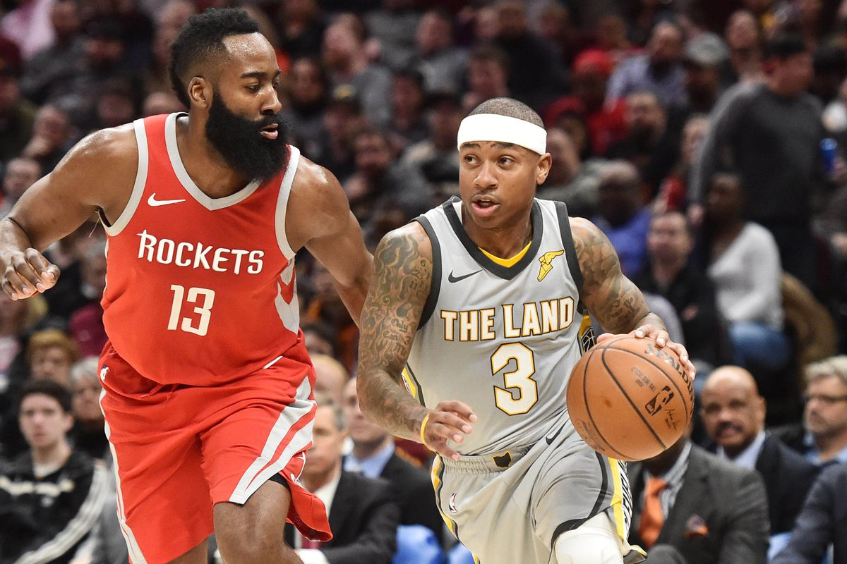 dc40a02228a8 Isaiah is on the move ... again. Ken Blaze-USA TODAY Sports. The 2018 NBA  Trade Deadline was one ...