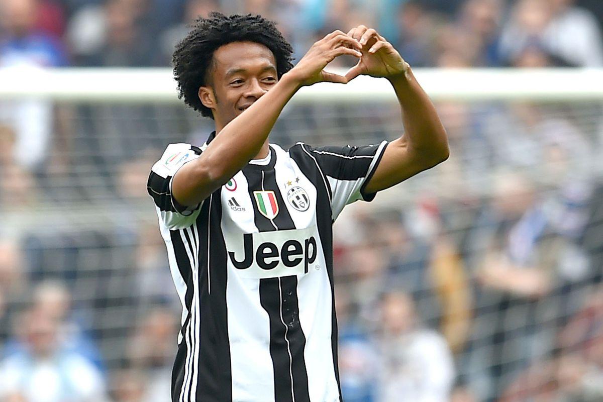 info for d2b24 5faf9 OFFICIALLY OFFICIAL: Juventus sign Juan Cuadrado on ...