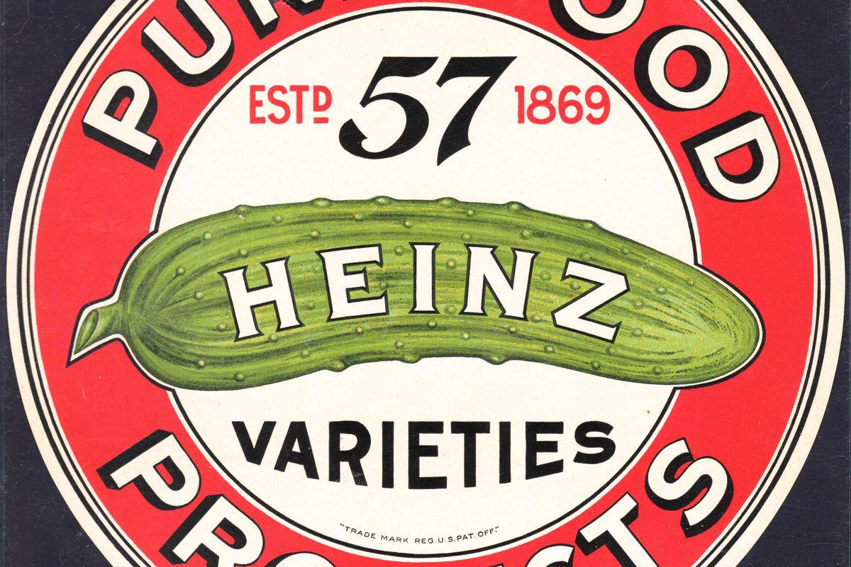 Heinz Advertising Disc