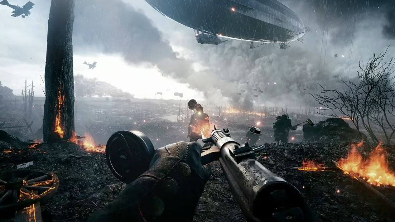 Battlefield 1 is excellent because the series has stopped trying to