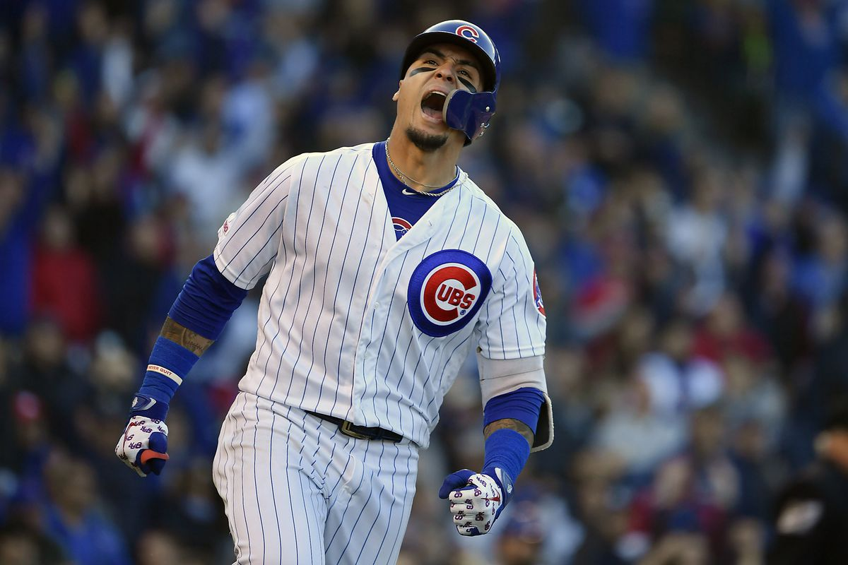 quality design 42403 67db4 Examining a potential contract extension for Javier Baez ...