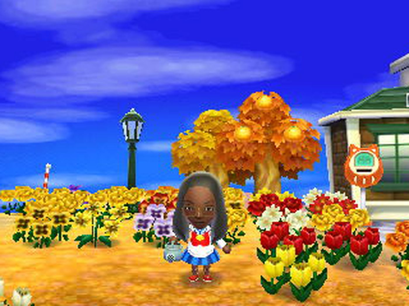Animal Crossing New Leaf Gives Players New Shortcut For Changing Their Skin Tone Polygon