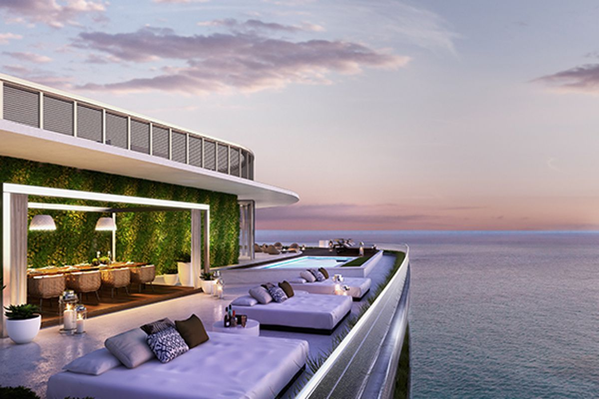 Paramount Fort Lauderdale Beach Sells Two Penthouses For