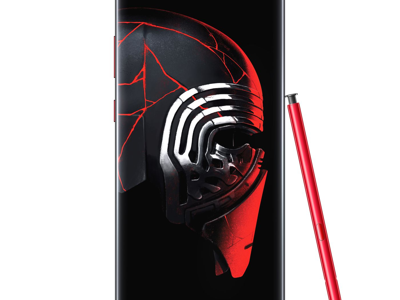 The Force Is Strong With Samsung S Star Wars Themed Galaxy Note 10 Plus The Verge