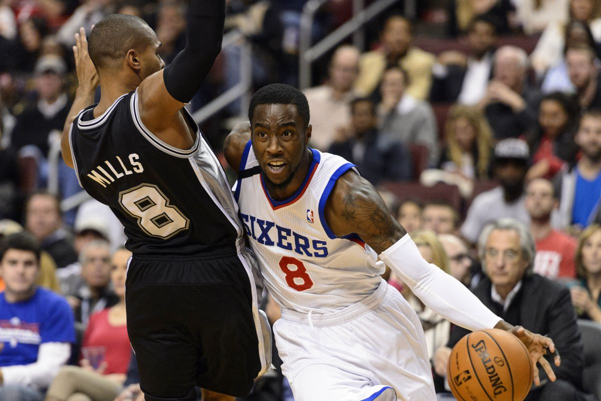 Tony Wroten was one of the only positives in the Sixers' blowout loss.