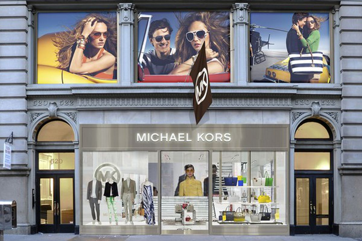 b092556f075f The Michael Kors Soho Flagship Will Be the Largest in the World. New ...