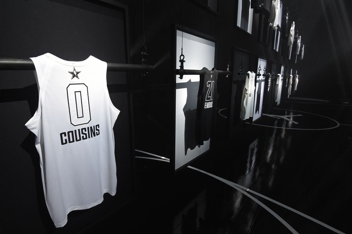 Brand Jordan All-Star Uniforms & All-Star Rosters Unveiling
