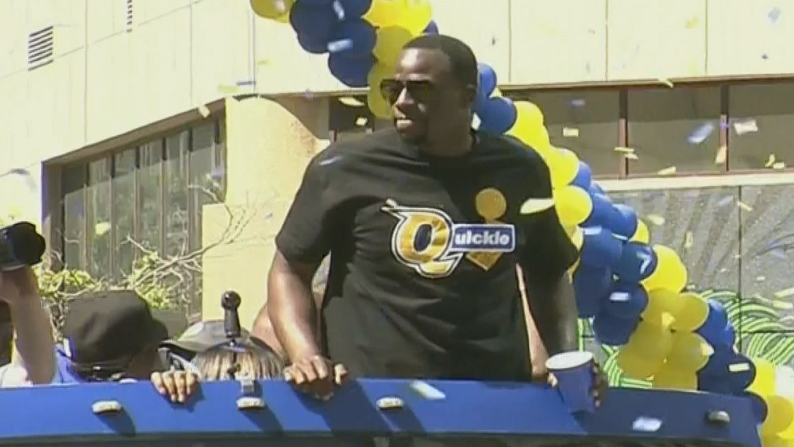 new product beb0b 653bd Draymond Green's shirt is the pettiest part of the Warriors ...
