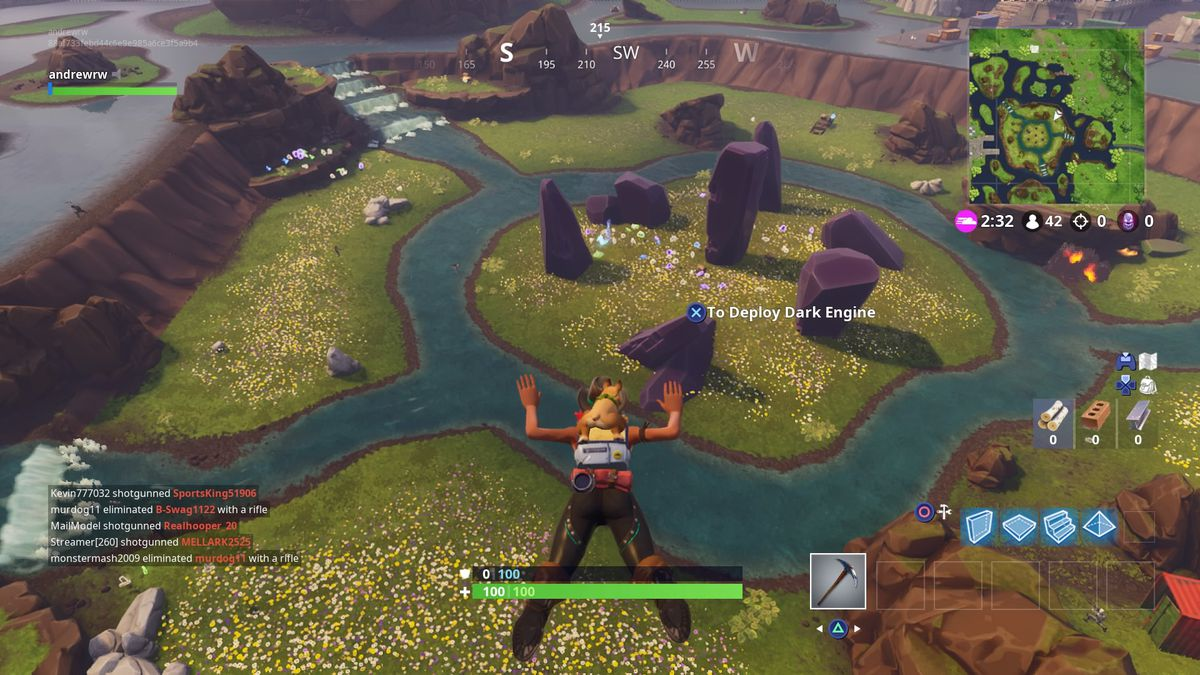 this isn t the first time the studio has experimented with limited live events back in june fortnite was home to a spectacular rocket launch that created - when is the new fortnite event happening