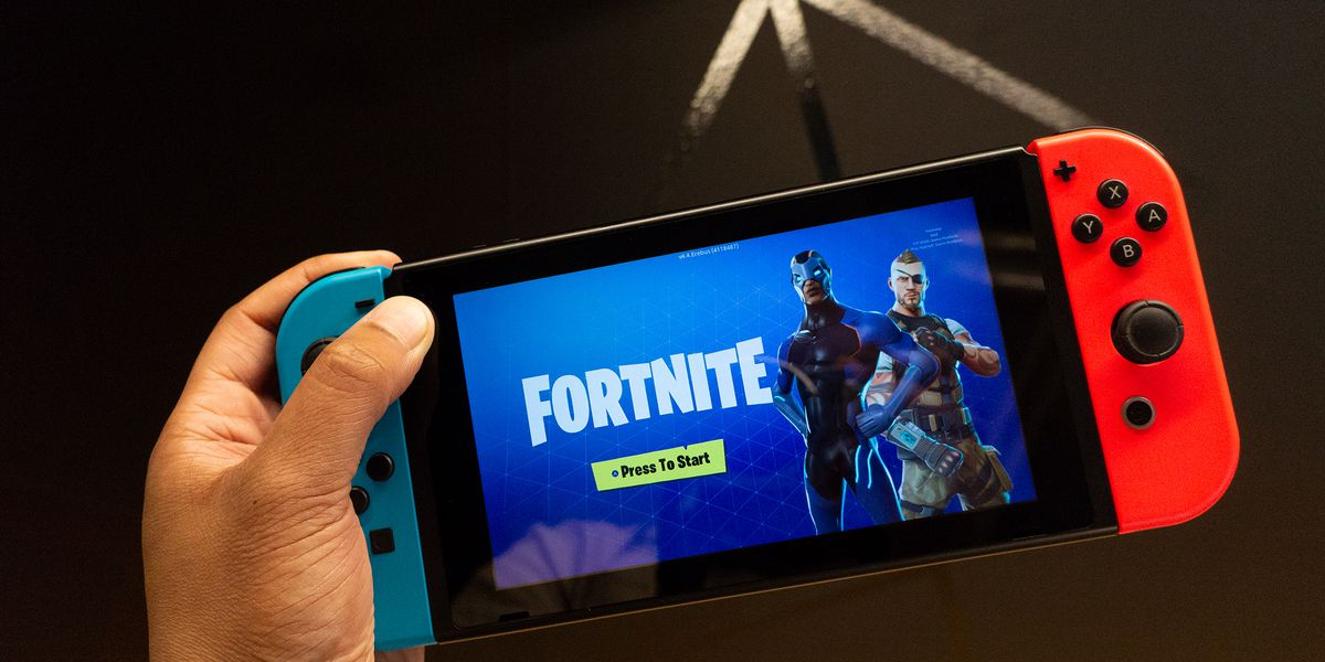 how does fortnite hold up on the switch graphically let s find out polygon - pc vs console vs mobile fortnite