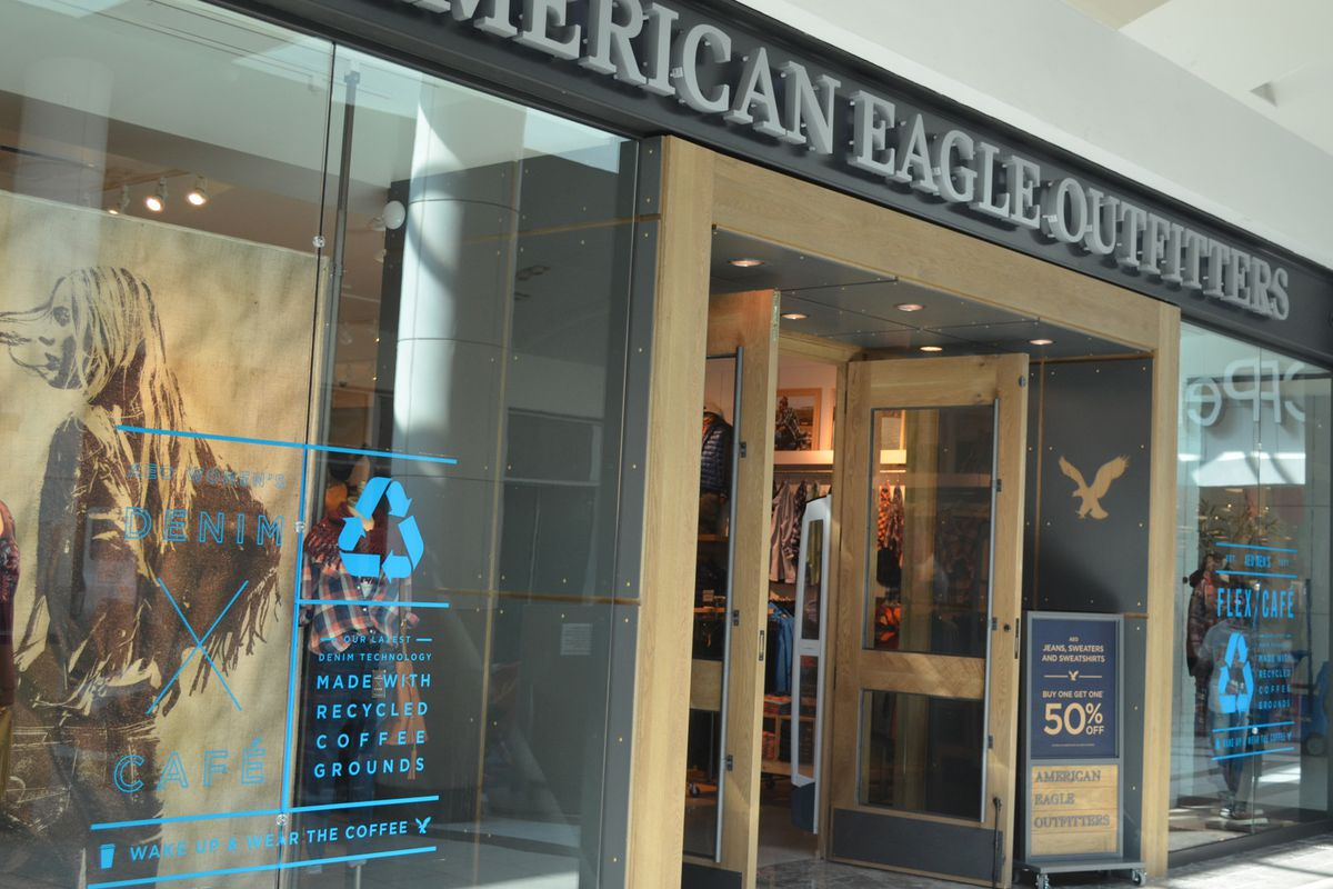 Find Your Next Pair of Jeans at American Eagle, Now Open at