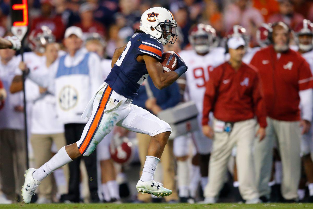 Auburn's Wildcat wheel trick play is just sinister