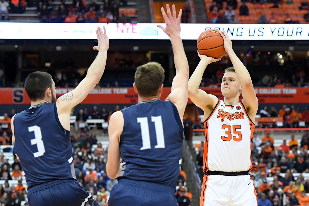 Syracuse Guard Buddy Boeheim Has Become One Of The Best