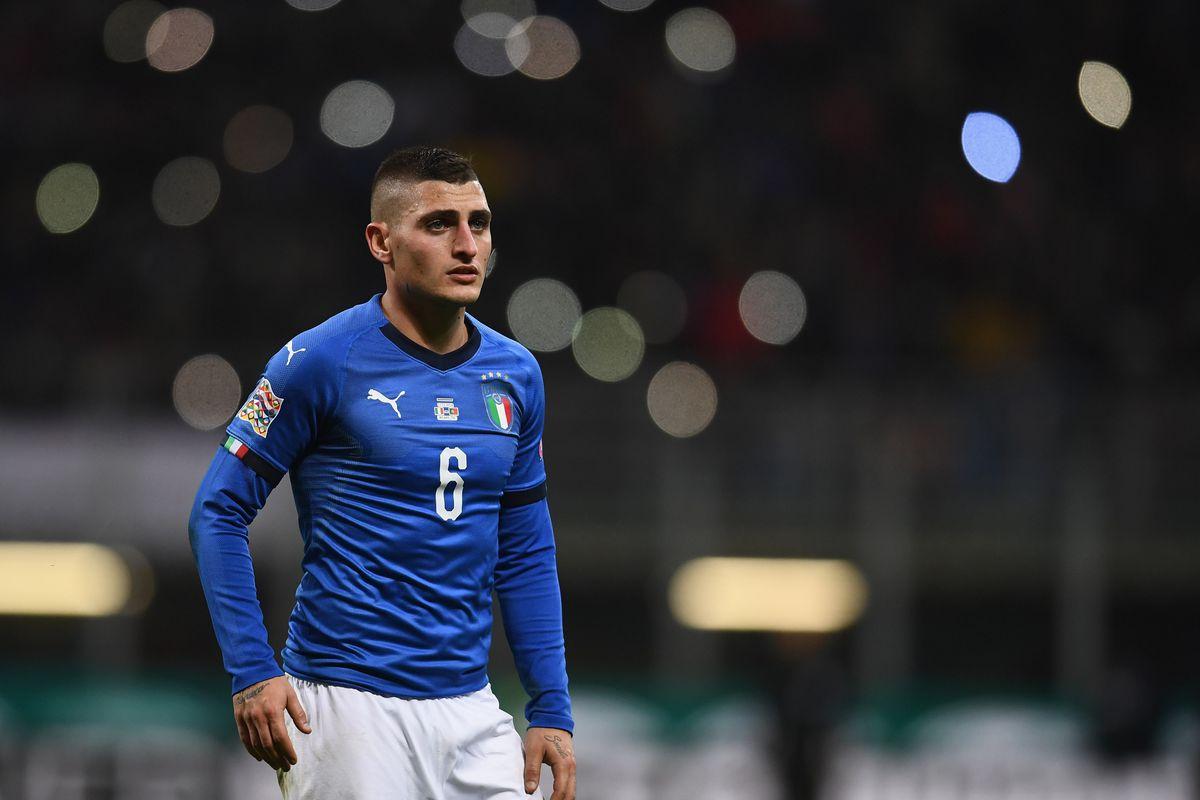 Italy v Portugal - UEFA Nations League A
