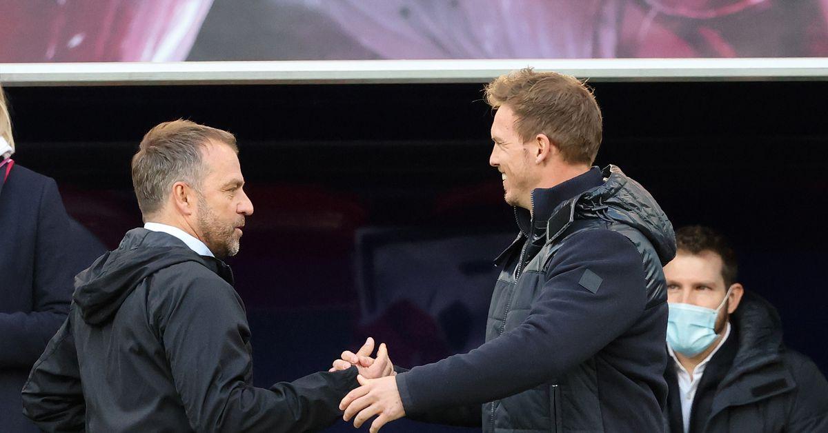 Official: Bayern Munich announce Julian Nagelsmann as new head coach - Bavarian Football Works thumbnail