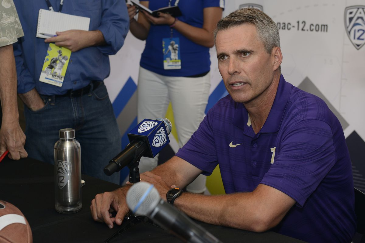 Chris Petersen has received a verbal commitment from LB Kyler Manu