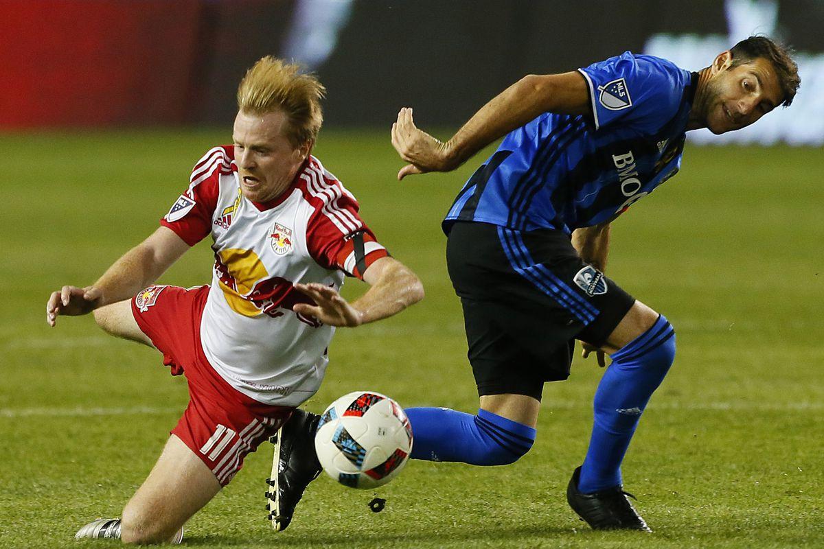 MLS: Montreal Impact at New York Red Bulls