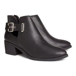 """H&M boots, <a href=""""http://www.hm.com/us/product/25537?article=25537-A&cm_mmc=shopstyle-_-us-_-ladies_shoes_boots_ankleboots1-_-25537&utm_source=shopstyle&utm_medium=comparison&utm_campaign=us_ladies_shoes_boots_ankleboots1&utm_content=25537"""">$49.95</a>"""