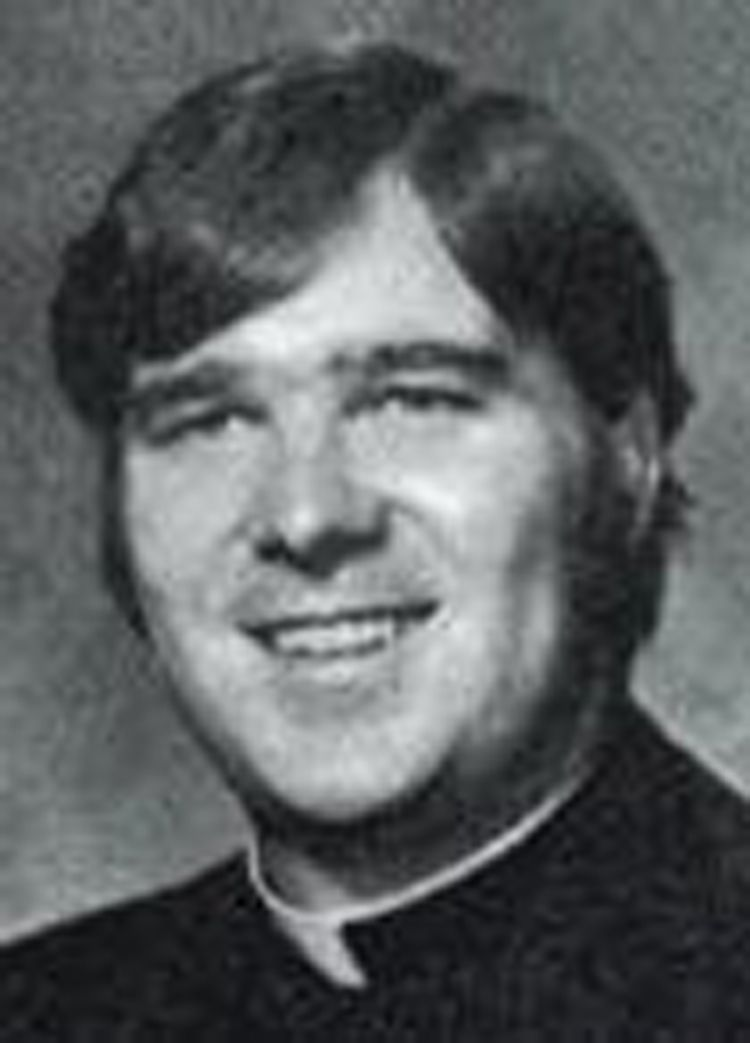 James Ray, shown in this undated photo when he was still a priest in the Chicago area.