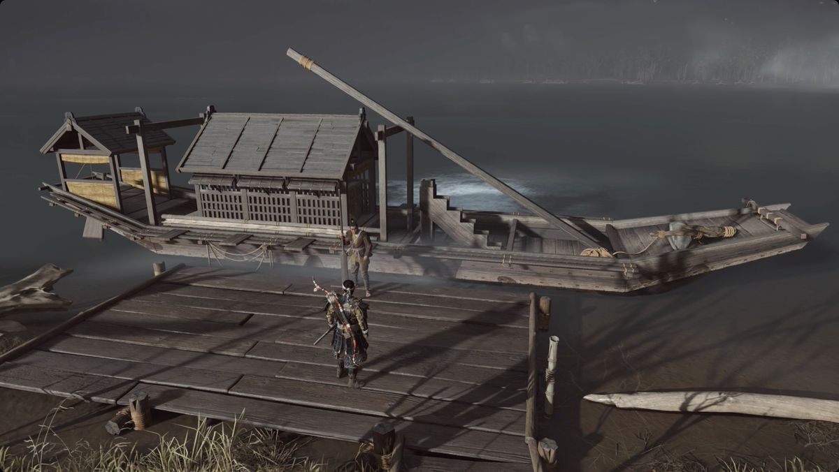 Ghost of Tsushima guide: Iki Island expansion maps and collectible locations