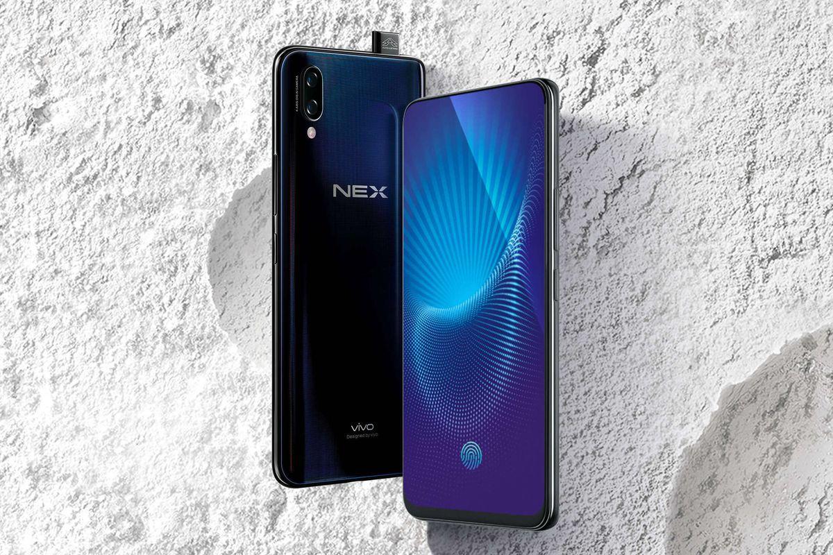 Vivo Nex announced with no bezels, no notch, and a pop-up