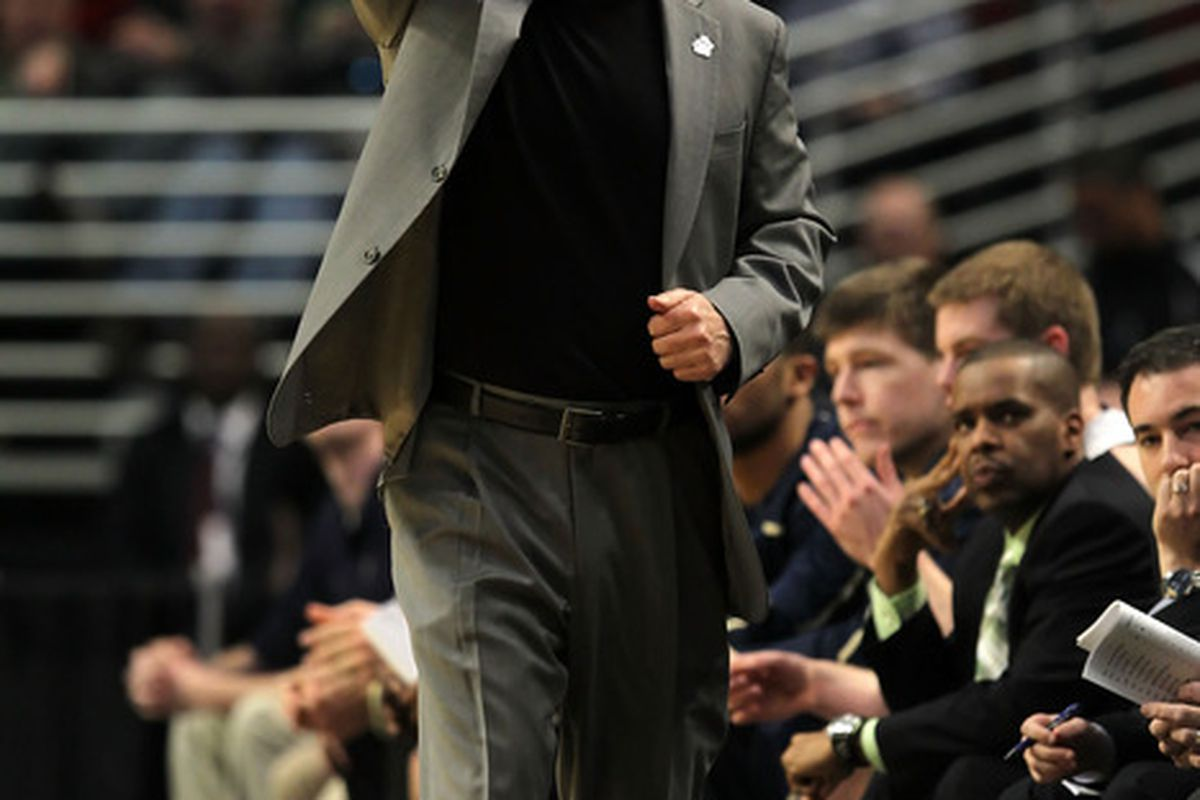 Fine, Mike, you can have two new mock turtlenecks when you join the ACC.