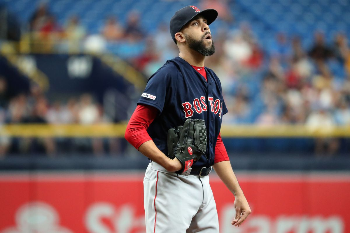 wholesale dealer 520a6 28c2b MLB Trade Rumors and News  David Price hits the injured list