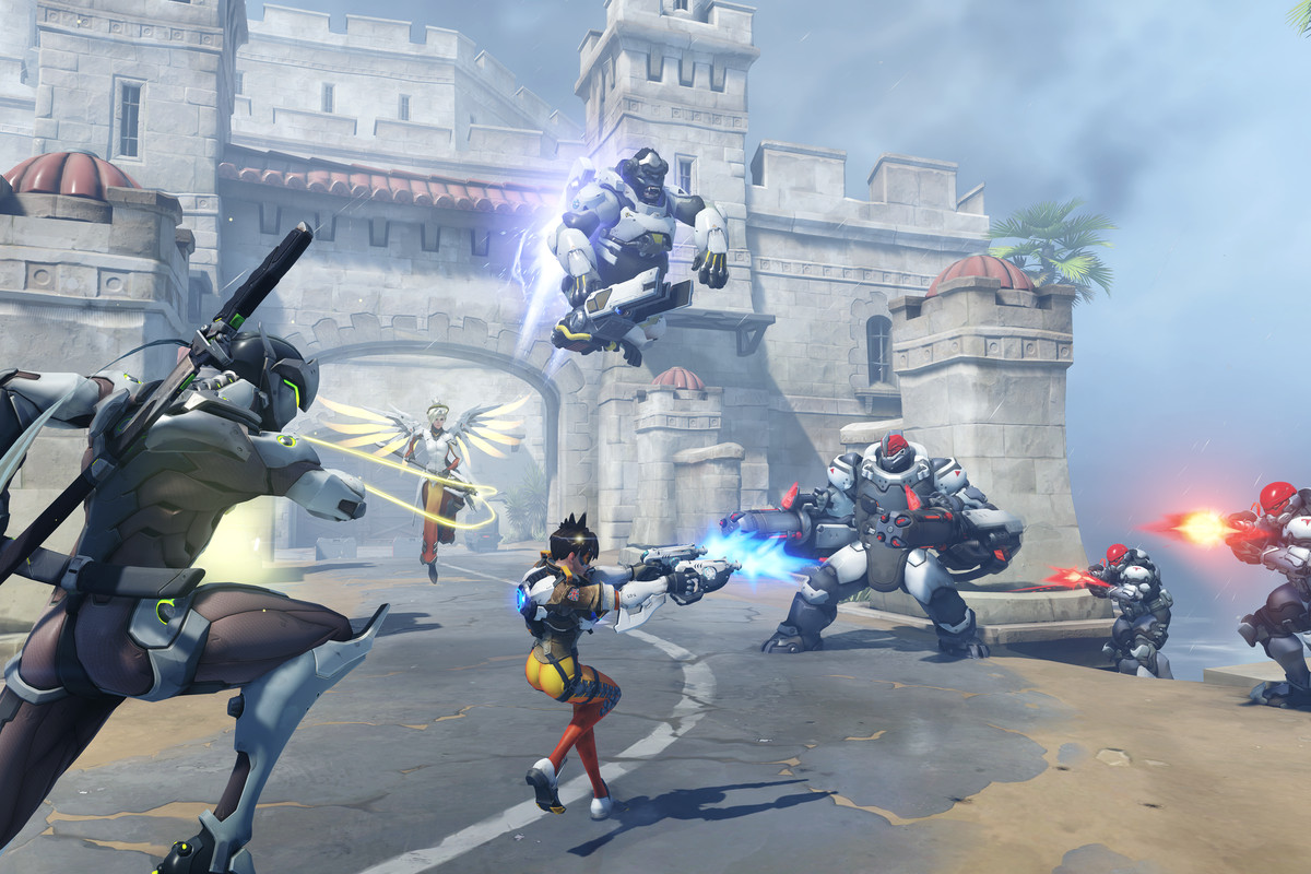 Havana, Cuba is the newest Overwatch map on the PTR