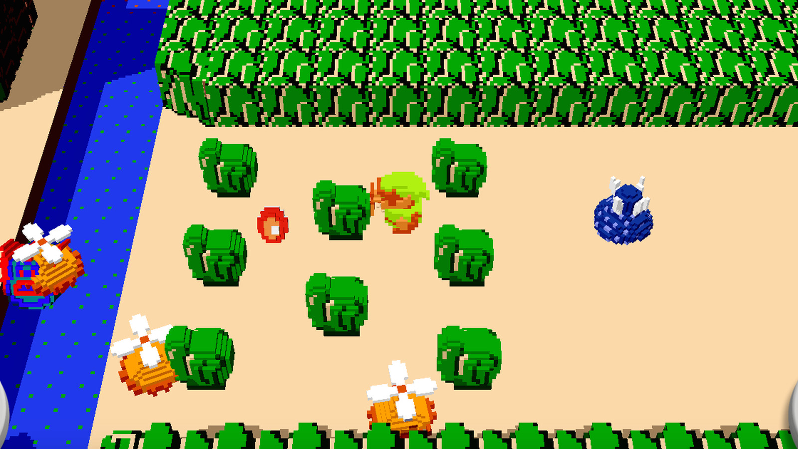 Play A 3d Version Of The Original Zelda In Your Browser