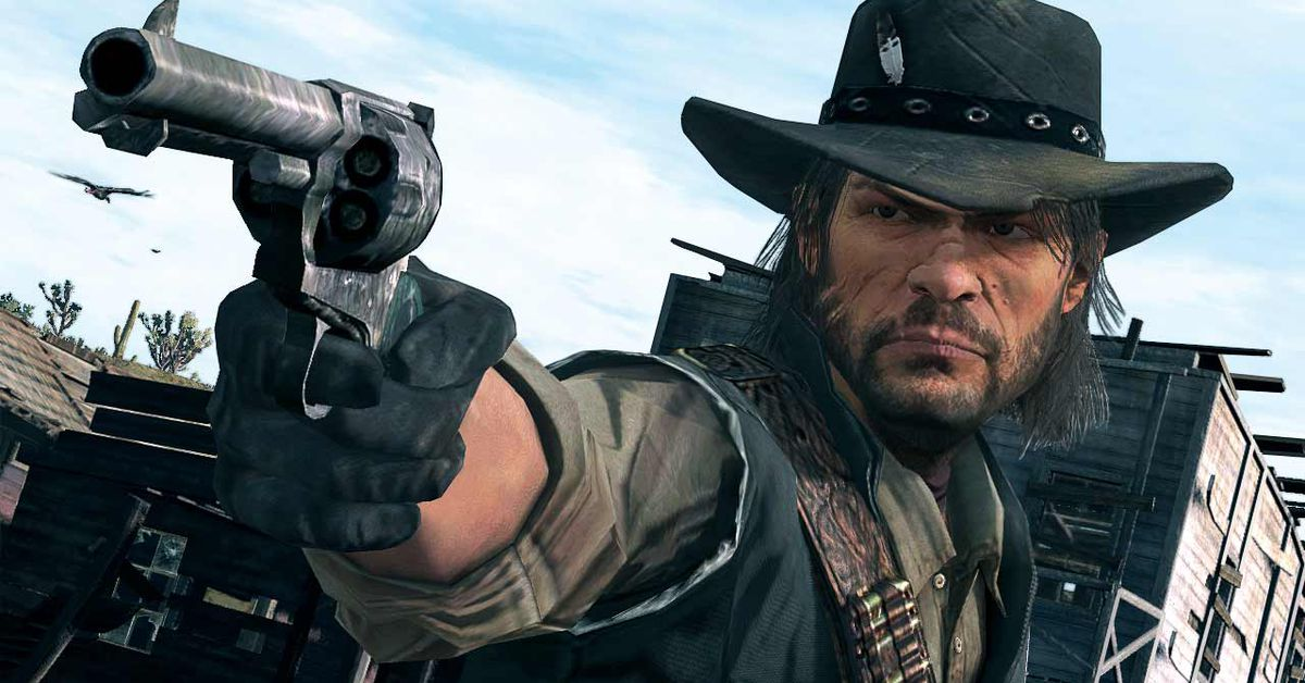 The voice of Red Dead Redemption: What happened to John Marston?