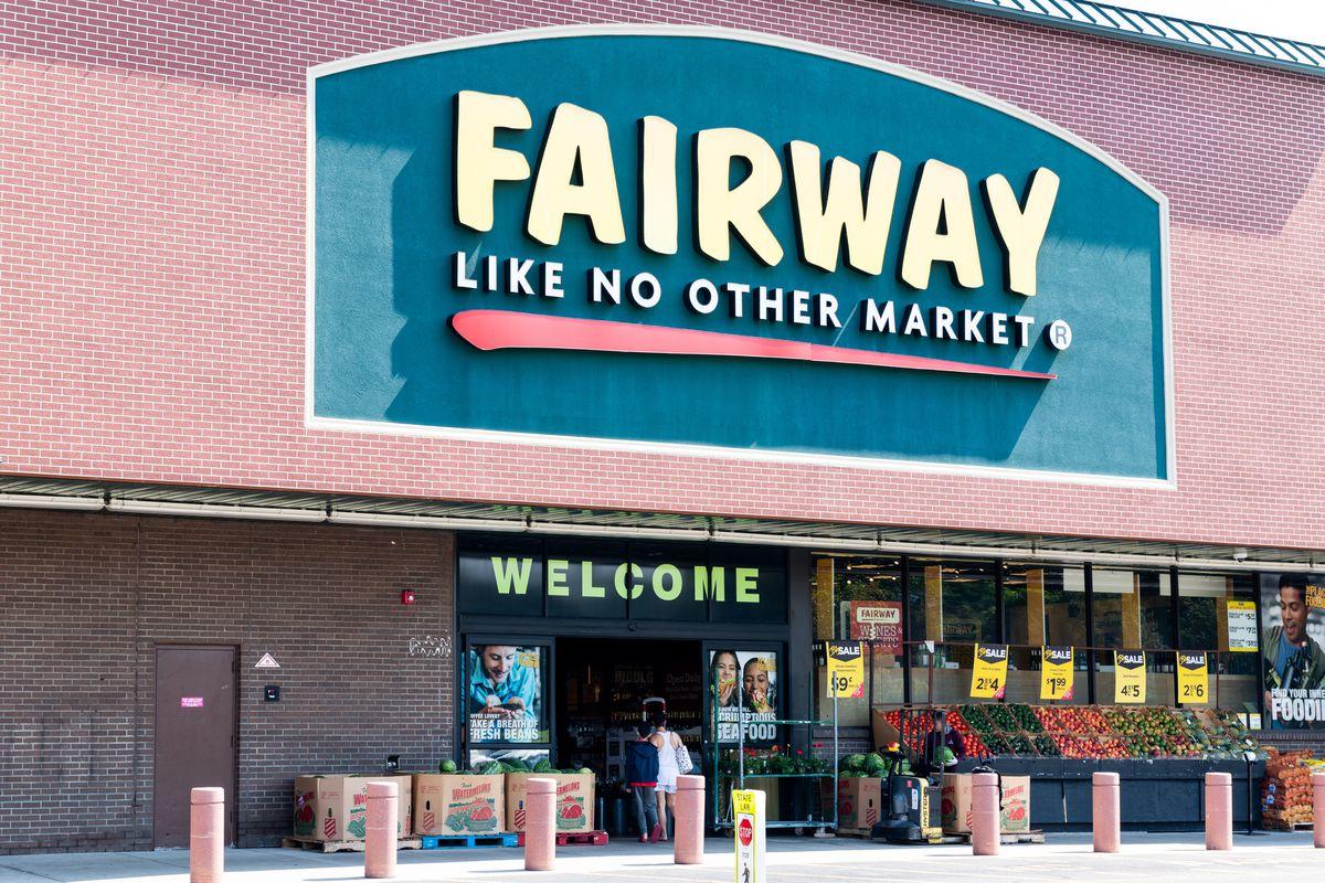 Fairway Market store in Woodland Park, New Jersey...