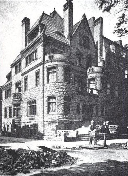 Herman Behr Mansion