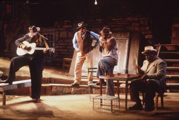 """Seven Guitars"" (2000) at the Goodman Theatre. | COURTESY OF THE THEATRE"
