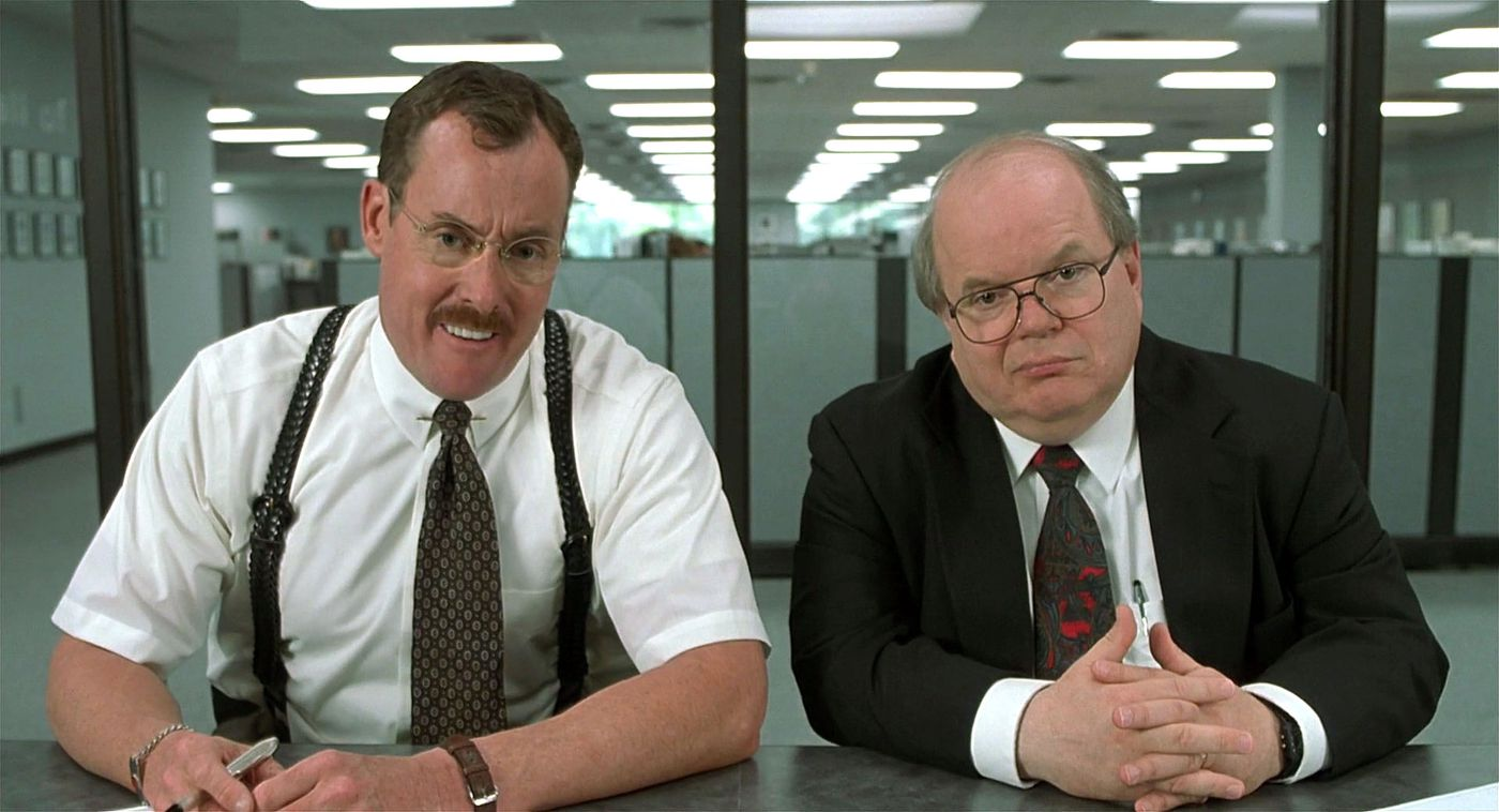 An Oral History Of Office Space The Ringer