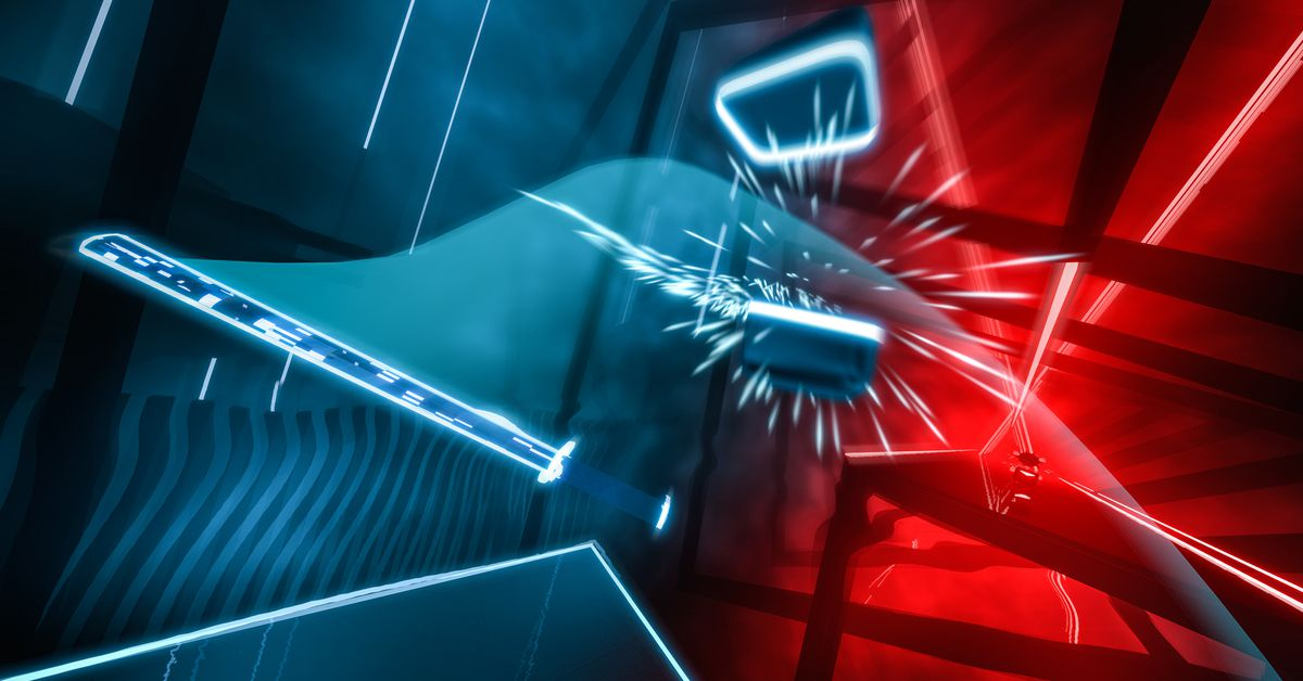 Why Beat Saber is my game of the year