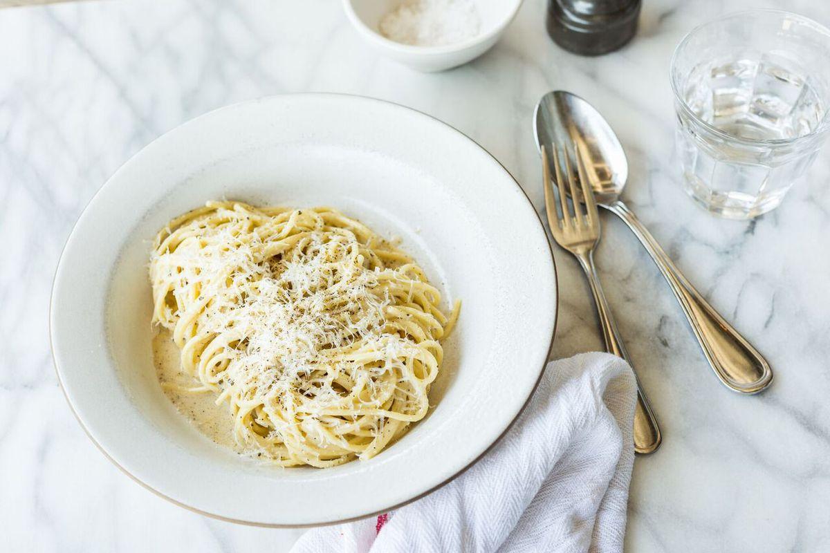 Some Barzotto pasta