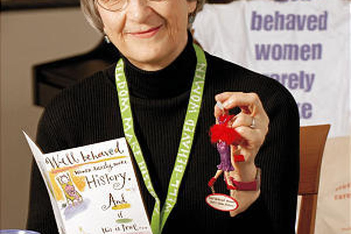 Writer Laurel Thatcher Ulrich graduated from the University of Utah. She is the first woman to have served on Harvard's faculty.