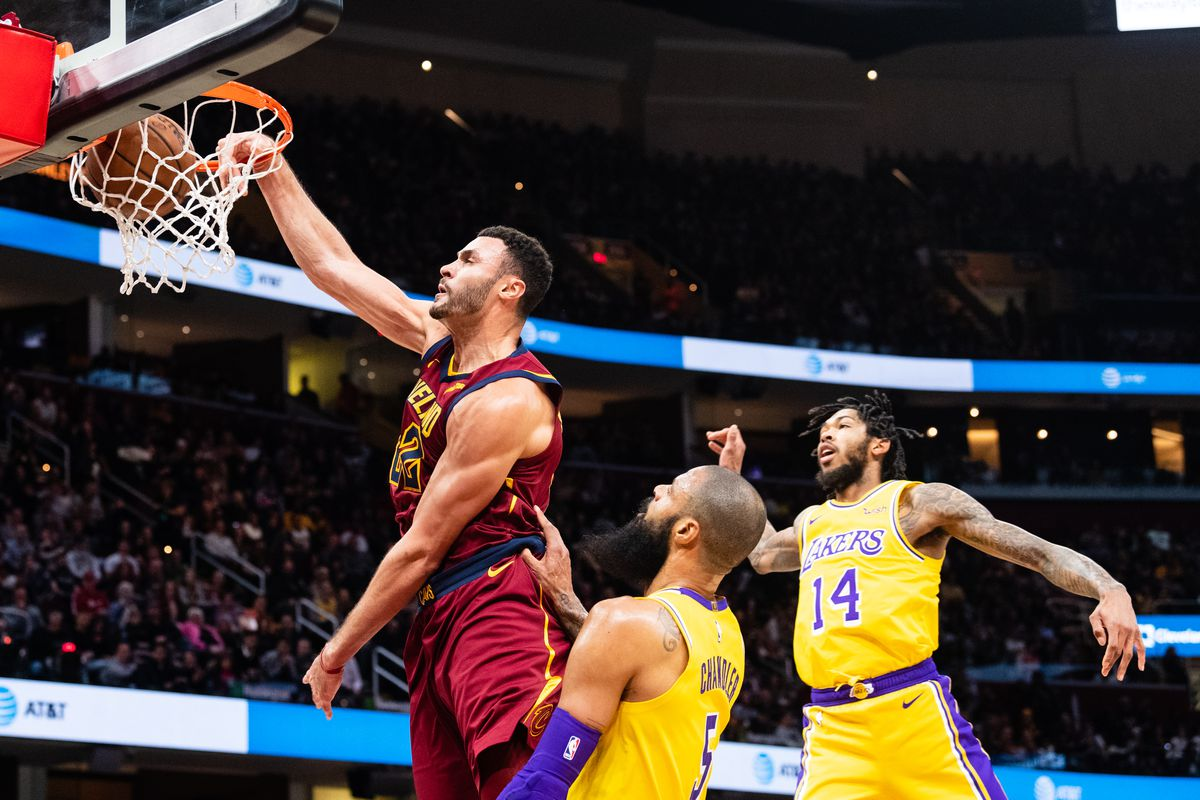 Cleveland Cavaliers vs. Los Angeles Lakers player grades - Fear The ... 29439a349