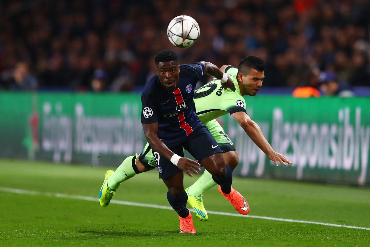 PSG's Serge Aurier agrees five-year contract at Manchester United?